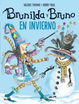BRUNILDA Y BRUNO - EN INVIERNO