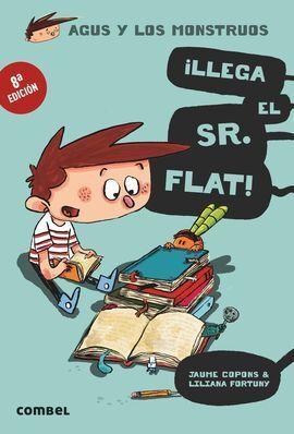 LLEGA EL SR. FLAT!