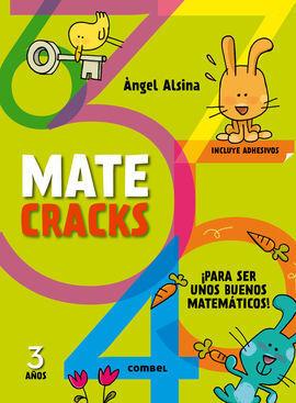 MATECRACKS PARA SER UN BUEN MATEMATICO 3 AÑOS