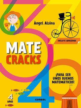 MATECRACKS PARA SER UN BUEN MATEMATICO 4 AÑOS