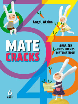 MATECRACKS PARA SER UN BUEN MATEMATICO 6 AÑOS