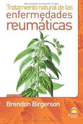ENFERMEDADES REUMATICAS, TRATAMIENTO NATURAL DE LAS
