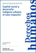 CAPITAL SOCIAL Y DESARROLLO INDIGENA URBANO