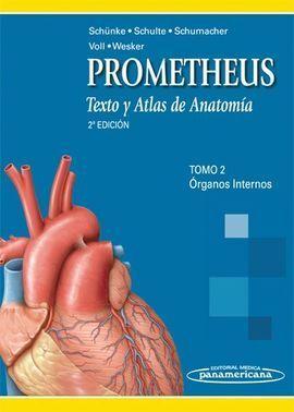 PROMETHEUS. TEXTO Y ATLAS DE ANATOMÍA TOMO 2
