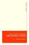 OBRA FILOSÓFICA COMPLETA