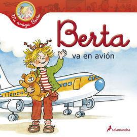 BERTA VA EN AVION