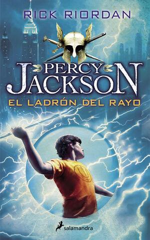 PERCY JACKSON 1. LADRON DEL RAYO