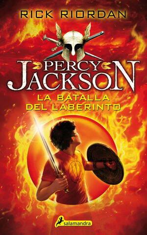 PERCY JACKSON 4, LA BATALLA DEL LABERINTO