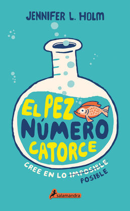 PEZ DE COLORES NUMERO 14 (S), EL