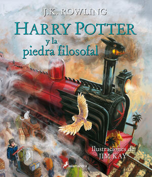 HARRY POTTER Y LA PIEDRA FILOSOFAL 1