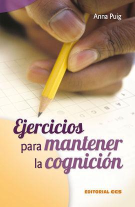 EJERCICIOS MANTENER COGNICION