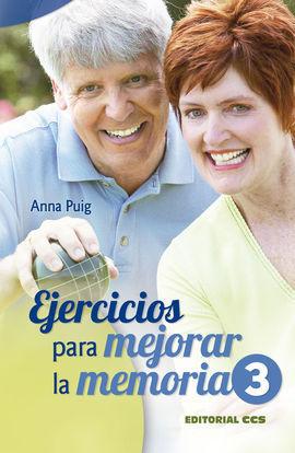EJERCICIOS PARA MEJORAR LA MEMORIA VOL. 3