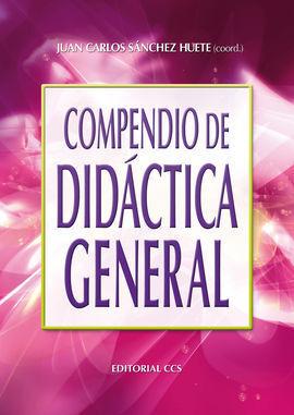 COMPENDIO DE DIDÁCTICA GENERAL