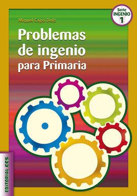 PROBLEMAS DE INGENIO PARA PRIMARIA