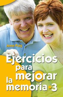 EJERCICIOS PARA MEJORAR LA MEMORIA / 3
