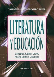 LITERATURA Y EDUCACIÓN