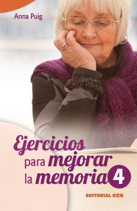EJERCICIOS PARA MEJORAR LA MEMORIA/4