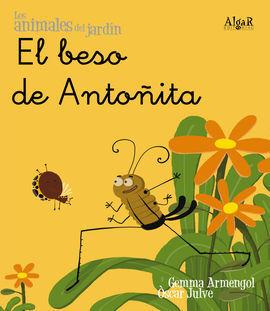 EL BESO DE ANTOÑITA (LETRA CALIGRÁFICA)