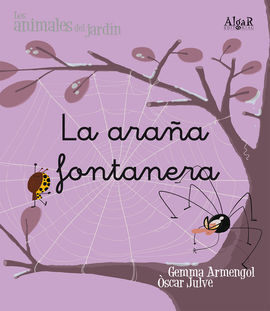 LA ARAÑA FONTANERA (LETRA CALIGRÁFICA)