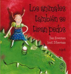 LOS ANIMALES TAMBIEN SE TIRAN PEDOS
