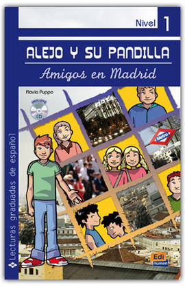 AMIGOS EN MADRID