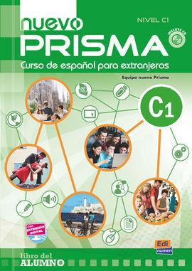 NUEVO PRISMA C1 ALUMNO + CD