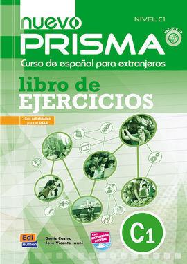NUEVO PRISMA C1 LIBRO DE EJERCICIOS
