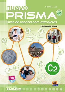 NUEVO PRISMA C2 ALUMNO+CD