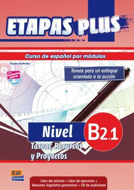 ETAPAS PLUS, B2.1