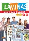 LAMINAS PARA LA CLASE DE ESPAÑOL