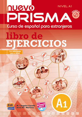 NUEVO PRISMA A1 EJERCICIOS +CD