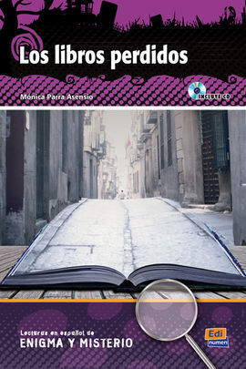 LOS LIBROS PERDIDOS (LIBRO + CD)