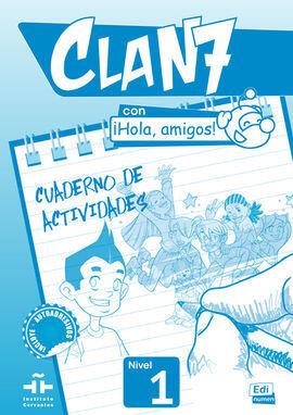 CLAN 7 CUADERNO DE ACTIVIDADES