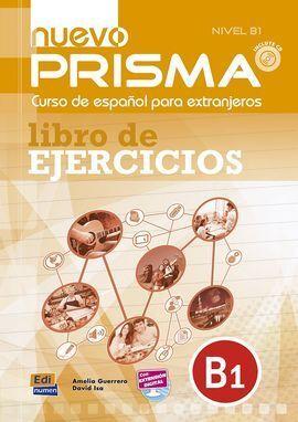 NUEVO PRISMA NIVEL B1 LIBRO DE EJERCICIOS+CD