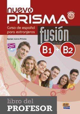 NUEVO PRISMA B1 + B2 - LIBRO DEL PROFESOR