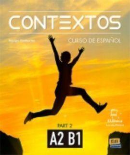 CONTEXTOS A2/B1 - LIBRO DEL ALUMNO (WITH INSTRUCTIONS IN ENGLISH)