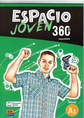 ESPACIO JOVEN 360º - LIBRO DEL ALUMNO. NIVEL A1