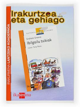 E-3CICLO EP.KOAD.IBILGAILU TXIKIAK