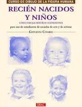 RECIEN NACIDOS Y NIÑOS:COMO DIBUJAR ROSTROS Y EXPRESIONES