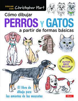 CÓMO PINTAR PERROS Y GATOS A PARTIR DE FORMAS BÁSICAS