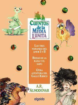 CUENTOS DE LA MEDIA LUNITA VOLUMEN 16