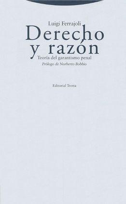 DERECHO Y RAZON 9ªED TELA