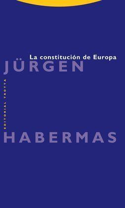 LA CONSTITUCION DE EUROPA