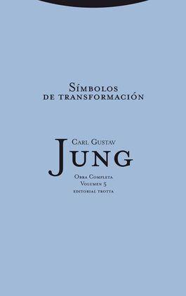 SIMBOLOS DE TRANSFORMACION OBRA COMPLETA JUNG VOL.5 RTCA