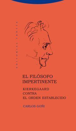 EL FILÓSOFO IMPERTINENTE