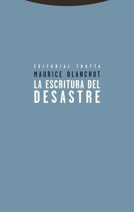 LA ESCRITURA DEL DESASTRE