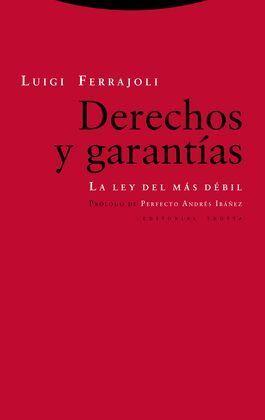 DERECHOS Y GARANTÍAS (8ª EDICIÓN)