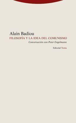 FILOSOFÍA Y LA IDEA DEL COMUNISMO
