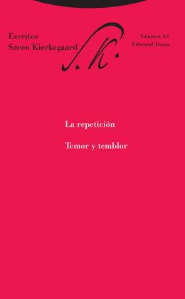 LA REPETICION. TEMOR Y TEMBLOR
