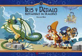 IRIS Y DÉDALO: BUSCADORES DE DRAGONES